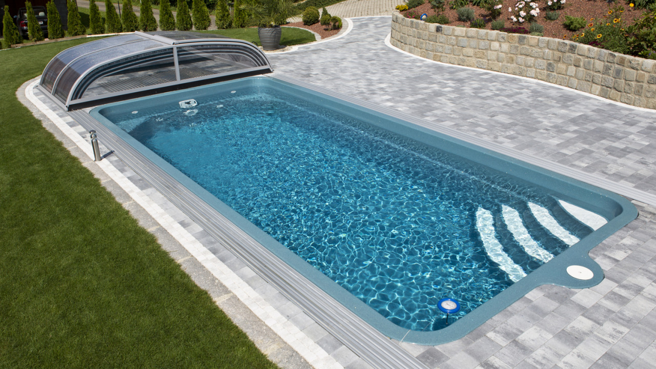 Roofings and covers - Finnpools